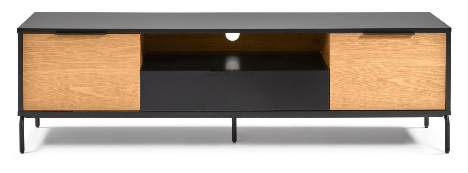 LaForma Savoi Tvbord 170x50 - Mat sort