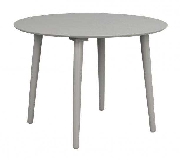 Lotta Spisebord Ø106 - Lysegrå