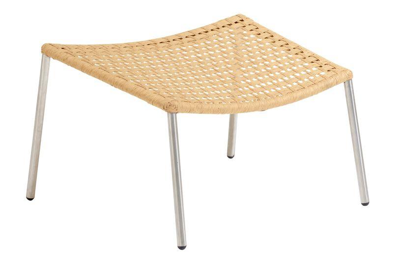 Cane-line - Straw Skammel - Natur - Cane-line Skammel Flat weave