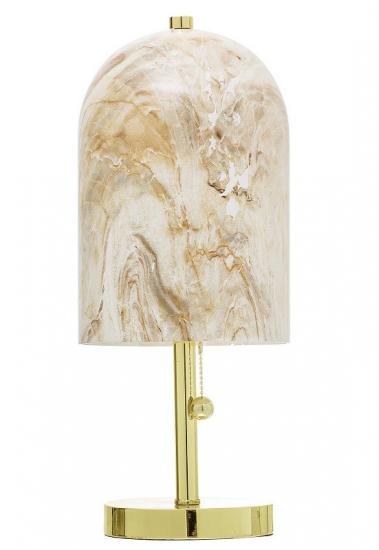 Bloomingville Bordlampe Ø18xH45 cm - Glas