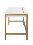 Northgate Skrivebord - Hvid