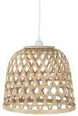 Ib Laursen - Lampeskærm i bambus Ø34 - Natur