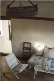 Senza Daybed, Granitgrå/Sort