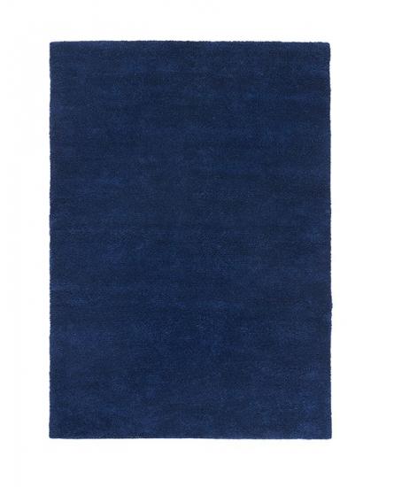 Fabula Thor Håndvævet Tæppe - Blå - Luvtæppe 160x230 cm