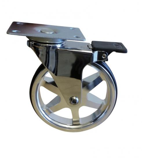 Hjul til seng - Smarte hjul til seng