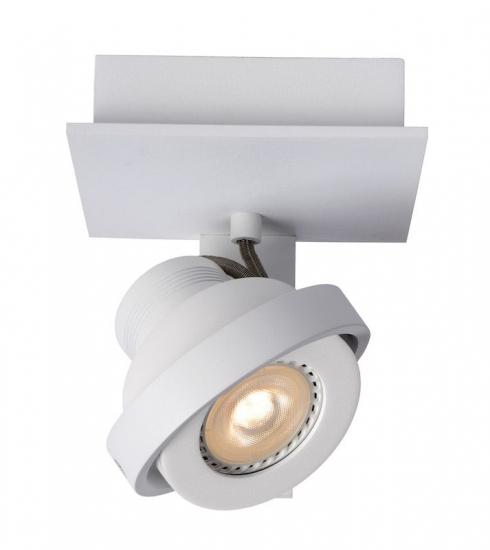 Zuiver - Luci-1 Spotlampe - Hvid - Spotlampe i hvid