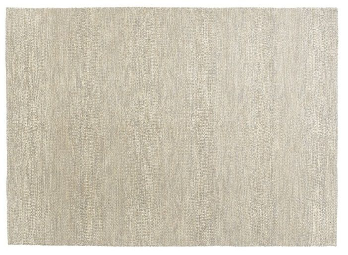 Fabula Gimle tæppe - Beige/Grå - Håndvævet Kelim 200x300 cm