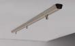 Nordlux DFTP Monte loftslampe - Børstet stål