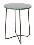 Dutchbone - Emerald Sidebord - Grøn - Marmorsidebord