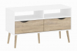 delta tvbord hvid gratis fragt. Black Bedroom Furniture Sets. Home Design Ideas