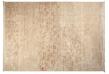 Dutchbone - Shisha Desert Luvtæppe Beige - 160x235 - Sandfarvet tæppe med frynser - 160x235