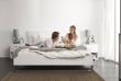 Style Sengeramme - Hvid 180x200