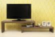 Temahome Cliff TV-bord - Valnød