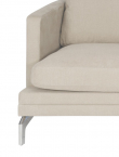 Fernley 3-pers. sofa - Off white Stof
