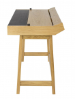 Woodman - Brompton Skrivebord - Lys træ