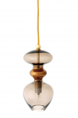 Ebb&Flow - Futura pendel, Chestnut, Ø11
