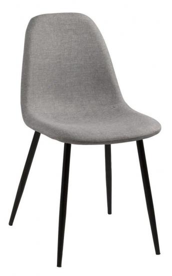 Selma Spisebordsstol - Lys grå