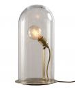 Ebb&Flow - Glasdome til Speak Up! Lamp, Klar, Ø20