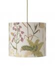 Ebb&Flow - Lampeskærm, botanical, Ø35, loftlampe