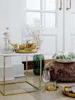 Bloomingville - Eva Sofabord - Marmor look