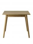 FDB Møbler - C35A Spisebord 82x82 - Eg
