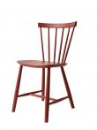 FDB Møbler - J46 Spisebordsstol - Rød