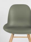 Zuiver Albert Kuip Spisebordsstol - Grøn