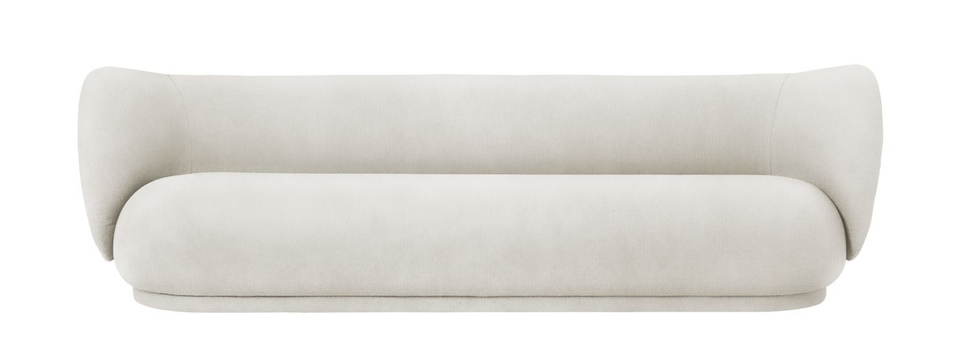 Ferm Living - Rico 4-pers. Sofa - Off White