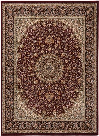 Teheran Wiltontæppe - Rød - 200x290