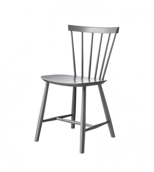 FDB Møbler - J46 Spisebordsstol - Grå