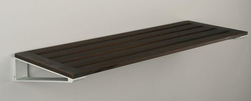 KNAX Skohylde - 80 cm - Røget eg