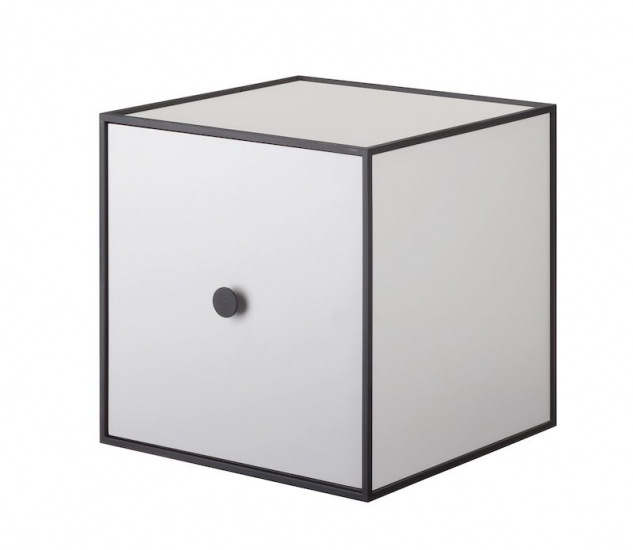 by Lassen - Frame 28 inkl. låge lys grå