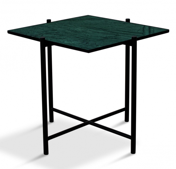 HANDVÄRK Original Sidebord, Grøn marmor