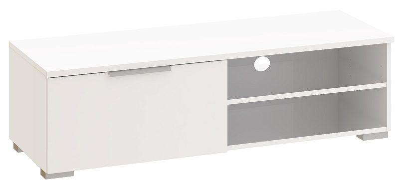 Match Tvbord - Hvid højglans B:115