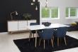 Amada Spisebordsstol - Blå