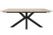 Maison spisebord - hvidolieret Vildeg - 180cm