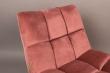 Dutchbone - Bar Loungestol m. velour - Pink