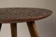 Dutchbone - Bast Sidebord - Sheesham træ m/kobber