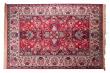 Dutchbone - Bid Tæppe 170 x 240 cm - Rød - Vevet teppe i rød