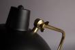 Dutchbone - Devi Bordlampe - Sort