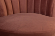 Dutchbone - Flair Loungestol - Mørk Pink