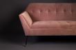 Dutchbone - Kate 2-pers. Sofa - Pink clay