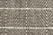 Fabula Living - Freja Hvid/Brun Kelim - 200x300