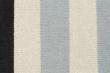 Fabula Nigella tæppe - Lyseblå/Grå
