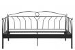 Signe Sofaseng 200x90 cm - Sort