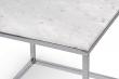 Temahome - Prairie Hjørnebord - Carrara marmor