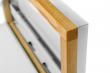 Woodman - Brenta Væghængt Skrivebord - Hvid