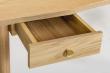 Woodman - Nice Skrivebord m/2 skuffer - Natur