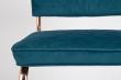 Zuiver - Diamond Spisebordsstol - Blå