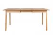 Zuiver Glimps Spisebord - Butterfly udtræk 120x60